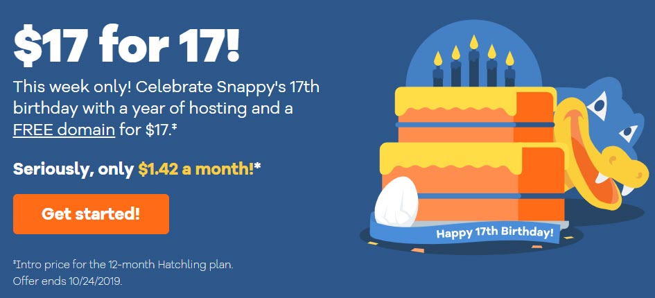 HostGator $17 Coupon