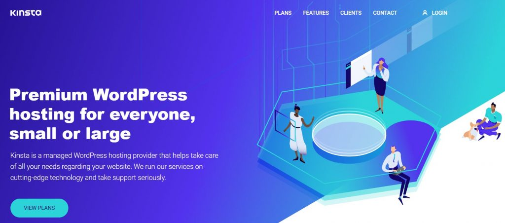 Kinsta: High Traffic Hosting For WordPress