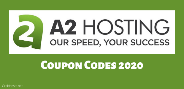 A2 Hosting Coupons 2020