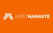 HostNamaste Coupon