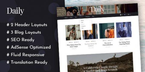 Daily Theme MyThemeShop