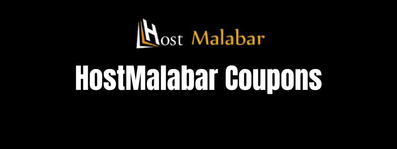 HostMalabar Coupons