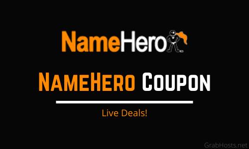 NameHero Coupon