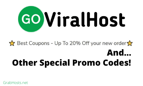 GoViralHost Promo Code