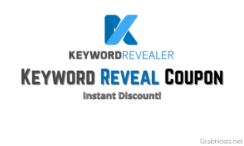 Keyword Revealer Coupon