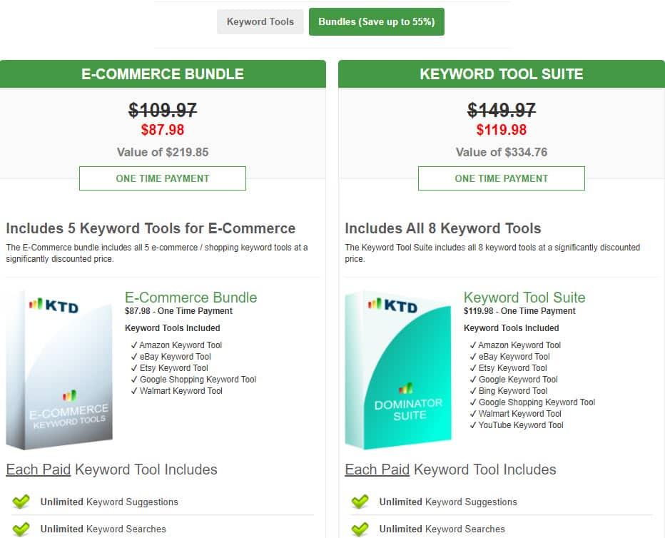 Keyword Tool Dominator Discount