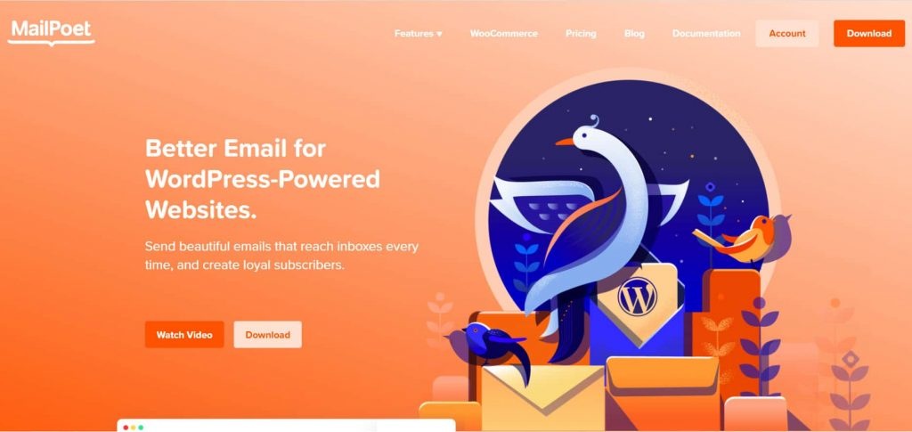 MailPoet FlyCart Alternative