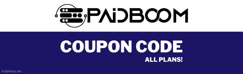 PaidBoom Coupon Code