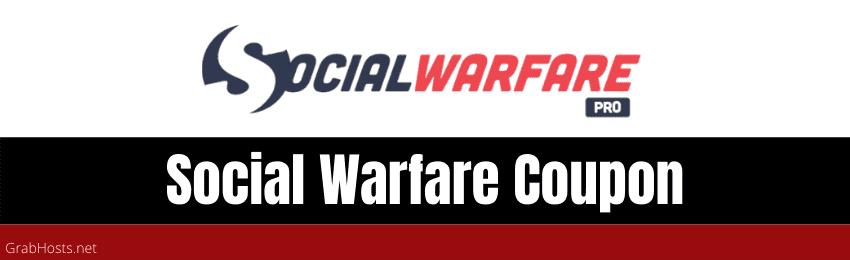 Social Warfare Coupon
