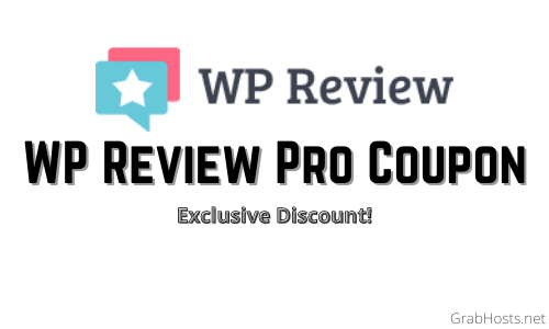 WP Review Pro Coupon