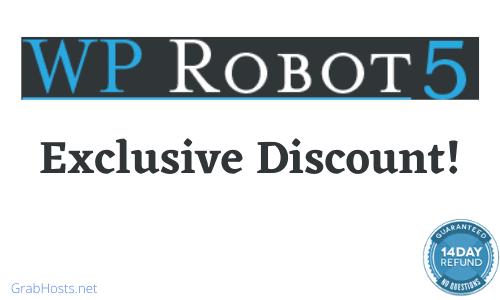 WP Robot Discount