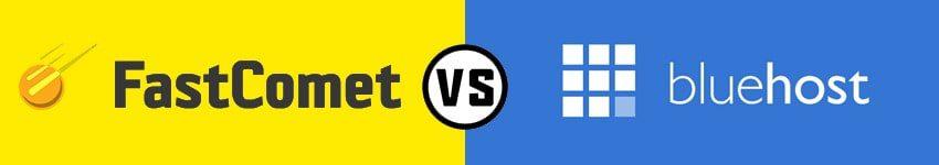 FastComet vs Bluehost